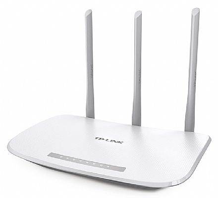 Roteador Wi-Fi TP-Link TL-WR845N - 300Mbps - 3 antenas 5dBi