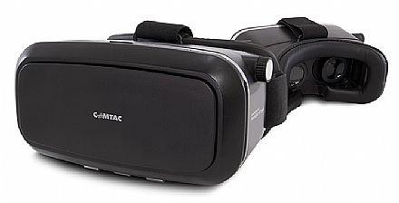 Óculos de Realidade Virtual VR Vision - Comtac 9351