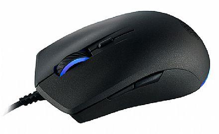 Mouse Gamer Cooler Master MasterMouse S - 7200dpi - com LED RGB - 5 Botões Programáveis - SGM-2006-KSOA1
