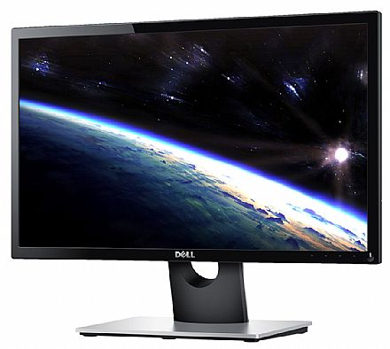 "Monitor 21.5"" Dell SE2216H - Full HD - 12ms - HDMI/VGA - Outlet - Garantia 90 dias"