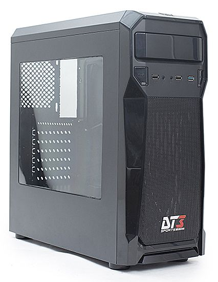 Gabinete DT3 Axtro Window - USB 3.0 - Janela Lateral em Acrílico - 10532-1