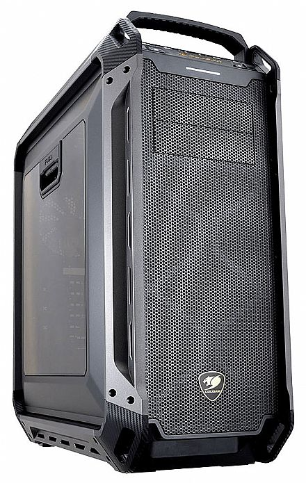 Gabinete Cougar Gaming Panzer Max - USB 3.0 - Full Tower - Lateral de Acrílico - 10380-2