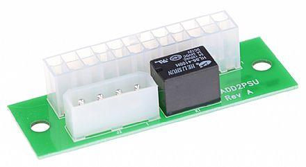 Adaptador para Fonte Secundária - ADD2PSU - Para Mineração - Adicione 2 ou mais fontes em um PC