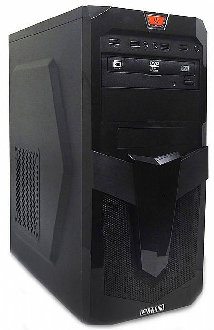 Servidor Bits Intel® Xeon® E3-1220V3, 8GB ECC, HD 1TB, Dual LAN Gigabit, IPMI, DVD-RW, Fonte 80 PLUS® - SC-T1200