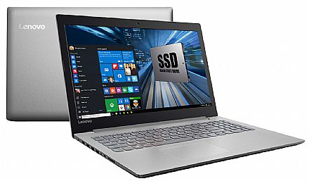"Notebook Lenovo Ideapad 320 - Tela 15.6"" Full HD, Intel i7 7500U, 12GB DDR4, HD 1TB, Intel HD Graphics 620, Windows 10 - 80YH0009BR"
