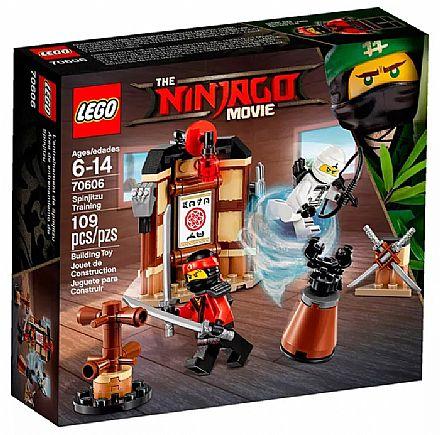 LEGO Ninjago - Treino de Spinjitzu - 70606