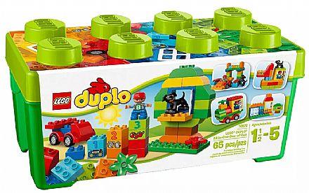 LEGO Duplo - Caixa Divertida Tudo em um Conjunto - 10572