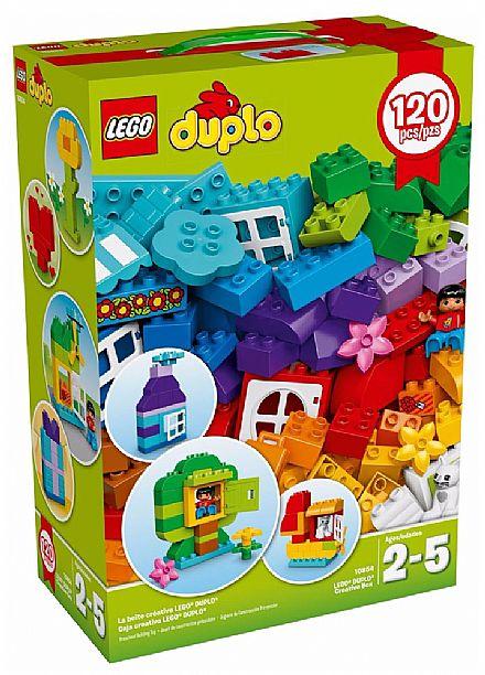 LEGO Duplo - Caixa Criativa - 10854