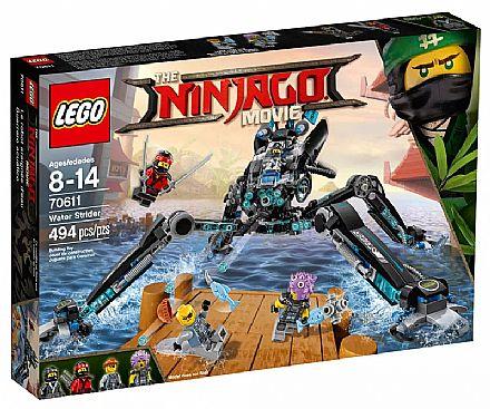 LEGO Ninjago - Aranha D`Água - 70611