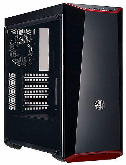 Gabinete Cooler Master MasterBox Lite 5 - Janela Lateral - USB 3.0 - MCW-L5S3-KANN-01