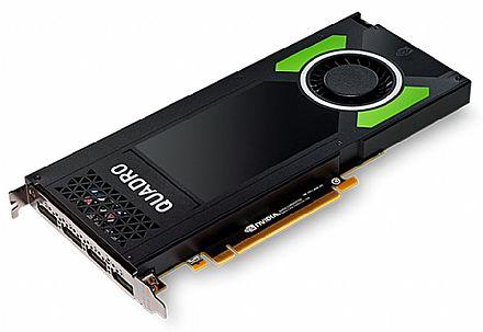 Placa Gráfica Nvidia Quadro P4000 8GB GDDR5 256bits - PNY XVCQP4000-PB / VCQP4000-PORPB