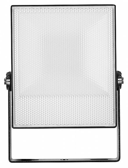 Projetor LED 30W Stella VERT - Bivolt - Cor 3000K - 2300 Lumens - Preto - STH7743/30