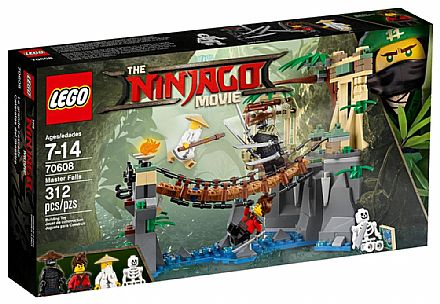LEGO Ninjago - Confronto de Mestre - 70608