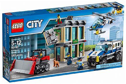 LEGO City - Invasão com Buldôzer - 60140