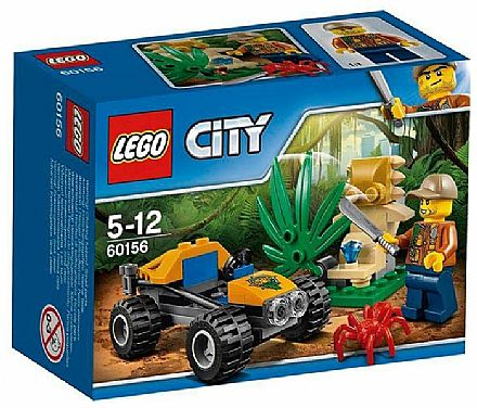 LEGO City -  Buggy da Selva - 60156