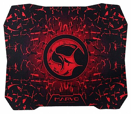 Mouse Pad Gamer Marvo Scorpion G1 - Médio - 287x244x3m