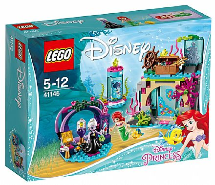 LEGO Princesas Disney - Ariel e o Encanto Mágico - 41145