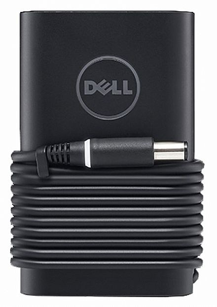 Fonte para Notebook Dell Original - 65W - 19.5V - 3.34A - pino 7.4mm x 5.0mm - LA65NM130