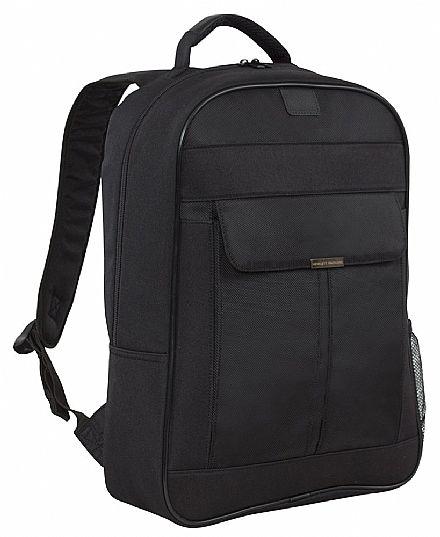 """Mochila HP F9G98AA - para notebooks de até 15.6"""" - Preta"""