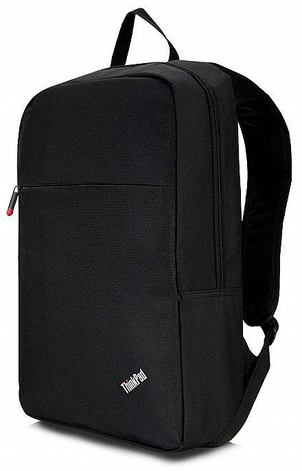 "Mochila Lenovo ThinkPad Basic - para Notebooks até 15.6"" - 4X40K09936 - Preta"