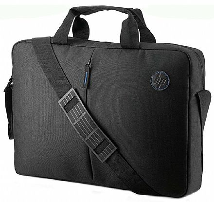 "Maleta HP Atlantis T9B50AA - para Notebooks de até 15.6"" - Preta"