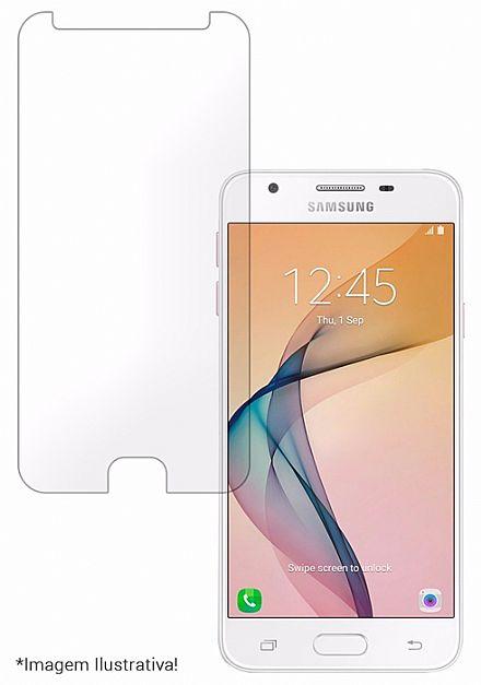 Película de Vidro Temperado para Samsung Galaxy J5 Prime G570 - Dureza 9H