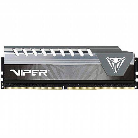 Memória Kit 16GB DDR4 2133Mhz - Patriot Viper Elite - (2 x 8GB) - PVE416G213C4KGY