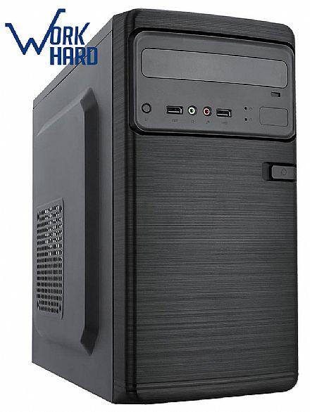 Computador Bits WorkHard - AMD FX-8370E, 4GB, HD 500GB, FreeDos - 2 Anos de garantia