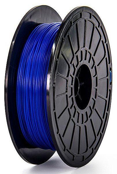 Filamento para Impressora 3D FFF - PLA Azul - 0,6Kg - 1,75mm - Flashforge