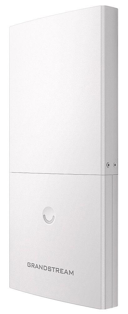 Access Point Grandstream - PoE - 867Mbps - 2.4 GHz e 5 GHz - Externo - Antena 5dBi - Alcance de até 300m - GWN7600LR