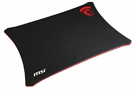 Mouse Pad Gamer MSI Sistorm - Médio - 380 x 260 mm