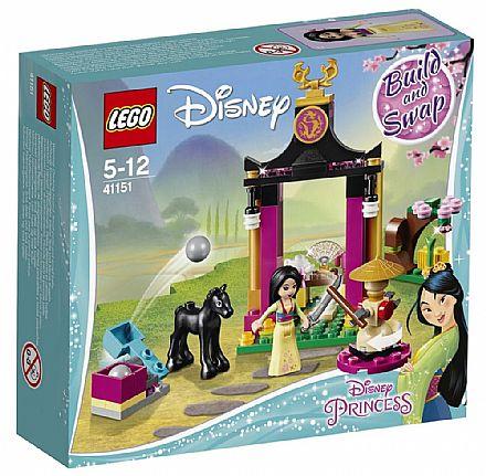 LEGO Princesas Disney - Dia de Treinamento da Mulan - 41151