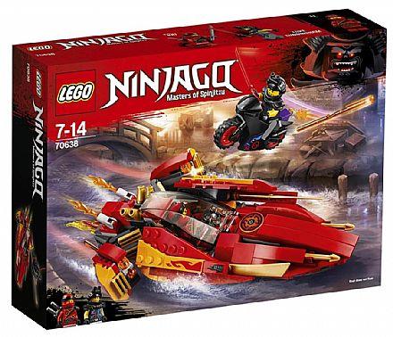 LEGO Ninjago - Katana V11 - 70638