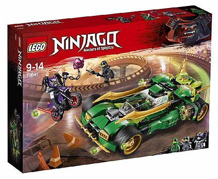 LEGO Ninjago - Ninja Noturno - 70641