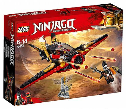 LEGO Ninjago - Asa do Destino - 70650