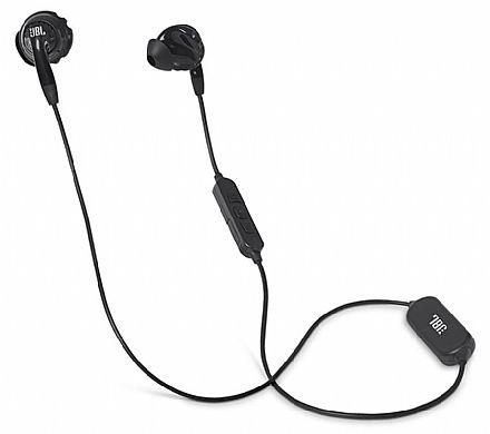 Fone de Ouvido Esportivo Bluetooth Intra-Auricular JBL Inspire 500 - Preto - JBLINSP500BLK