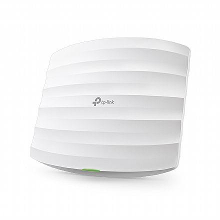 Access Point Corporativo TP-Link EAP115 - PoE - 300Mbps - Montável em Teto ou Parede - Modo Cluster - Controlador Auranet