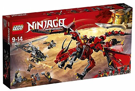 LEGO Ninjago - Firstbourne - 70653