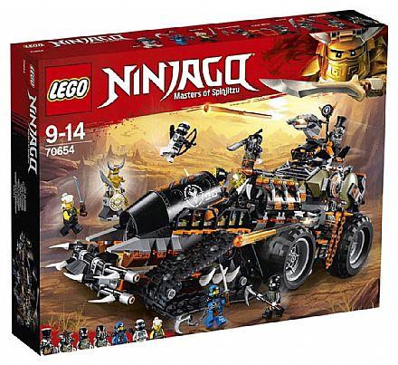 LEGO Ninjago - Tanque Diesel - 70654