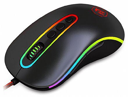 Mouse Gamer Redragon Phoenix Chroma M702-2 - 10000dpi - com LED RGB - 9 Botões Programáveis