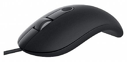 Mouse Dell MS819 - 1000dpi - com Leitor de Digital - USB - Preto
