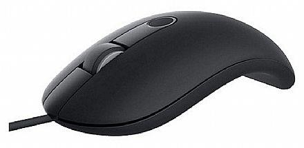Mouse Dell MS819 - 1000dpi - com Leitor de Digital - USB - Preto