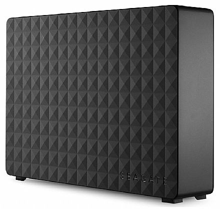 HD Externo 8TB Seagate Expansion - USB 3.0 - STEB8000100
