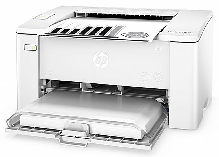 Impressora HP Laser Jet Pro M104W - 110V - USB, Rede, Wi-Fi - G3Q37A