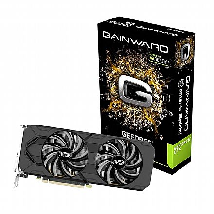 GeForce GTX 1060 6GB GDDR5 192bits - Gainward NE51060015J9-1061D