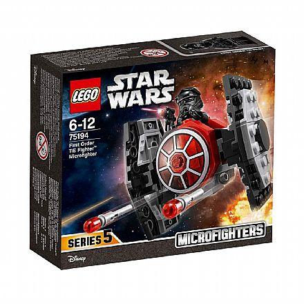 LEGO Star Wars Microfighters - Caça TIE da Primeira Ordem - 75194
