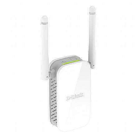 Extensor de Alcance Wi-Fi D-Link DAP-1325 N300 - 2.4GHz - 300Mbps - Repetidor de Sinal e Access Point - com Porta RJ45