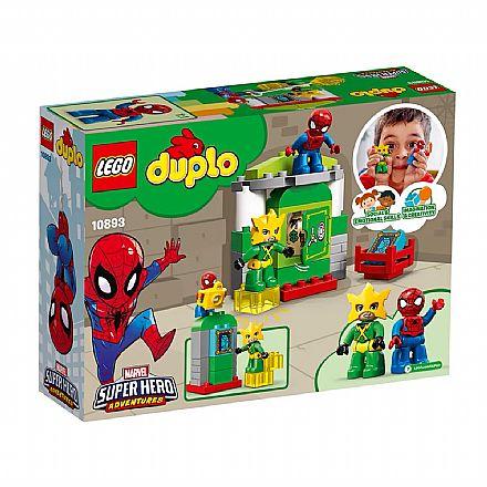 LEGO Duplo - Marvel Super Heroes: Homem-Aranha vs Electro - 10893