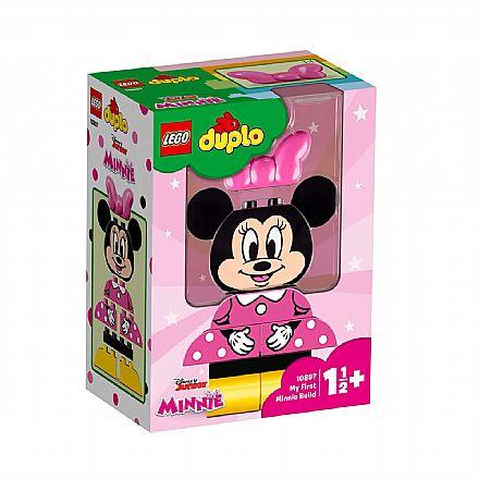 LEGO Duplo - Minha Primeira Minnie - 10897
