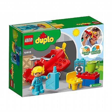 LEGO Duplo - Avião - 10908